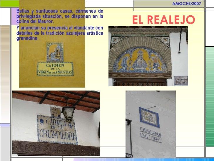Una Visita A Granada   El Realejo 3 Slide 3
