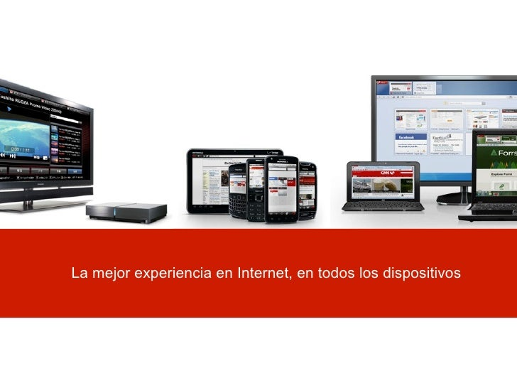 Una web todos los dispositivos. Slide 2