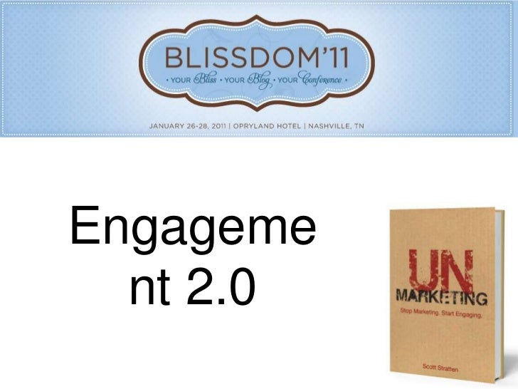 Engagement 2.0<br />