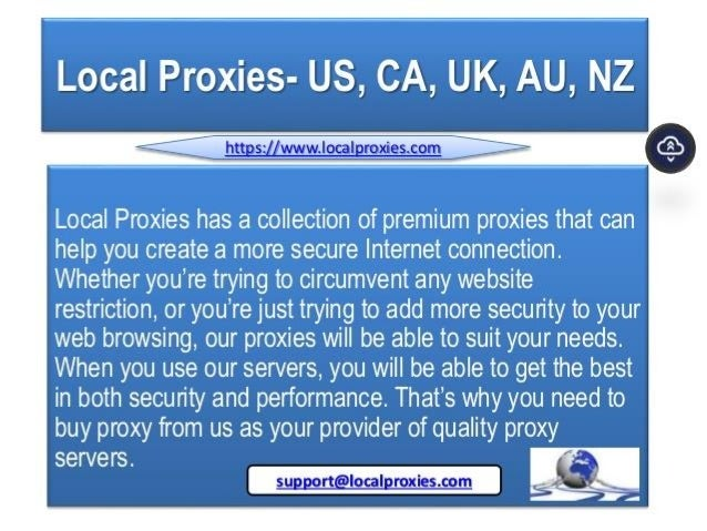 Unblock proxy | Best Residential Proxies in 2018 Risk-Free