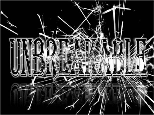 Unbreakable Mapa Oficial