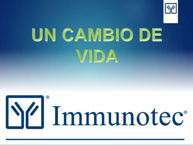 0 años como laboratorio   Más de 40 años como laboratorio de investigación.   En 1996 se funda en Canadá como Immunotec....