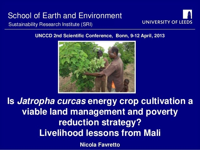 School of Earth and EnvironmentINSTITUTE FOR CLIMATE AND ATMOSPHERIC SCIENCESustainability Research Institute (SRI)       ...