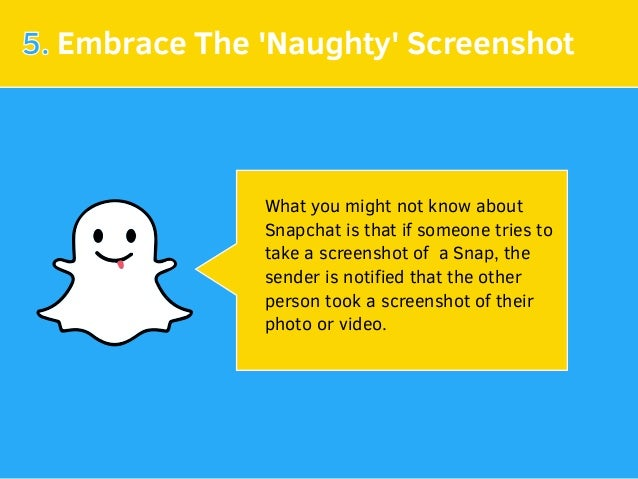 Snapchat naughty pictures