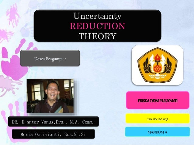uncertainty reduction theory the vow and Spa/600/r-92/088 fxepa states environmental protection office of iresearch and development washirpiffdc 20460 epa/600/r-92/088 may 1992 facility pollution prevention guide 1.