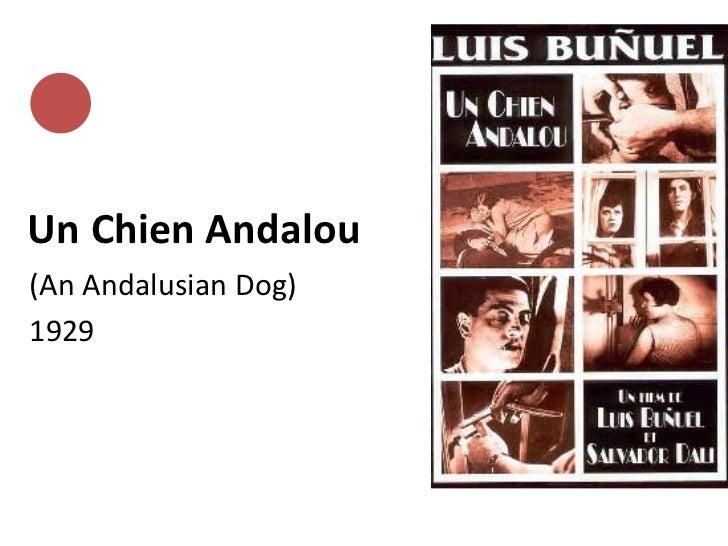 Un Chien Andalou(An Andalusian Dog)1929