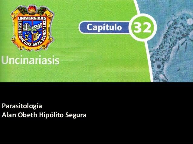 ParasitologíaAlan Obeth Hipólito Segura