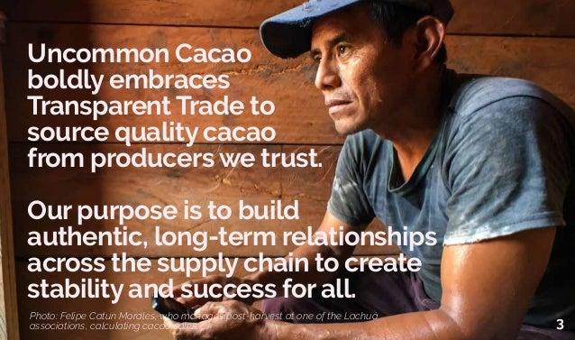 Uncommon cacao Slide 3