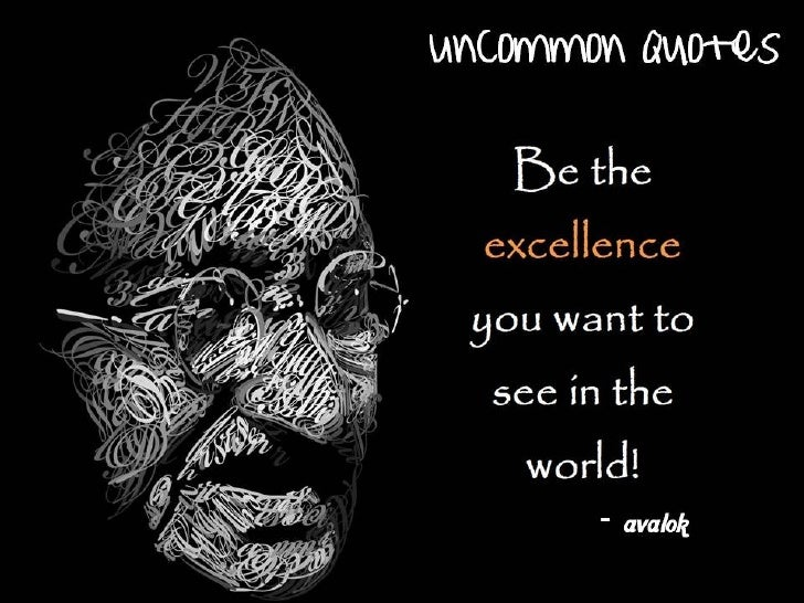 Uncommon Quotes