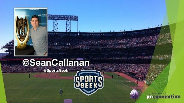 1 @SeanCallanan @SportsGeek