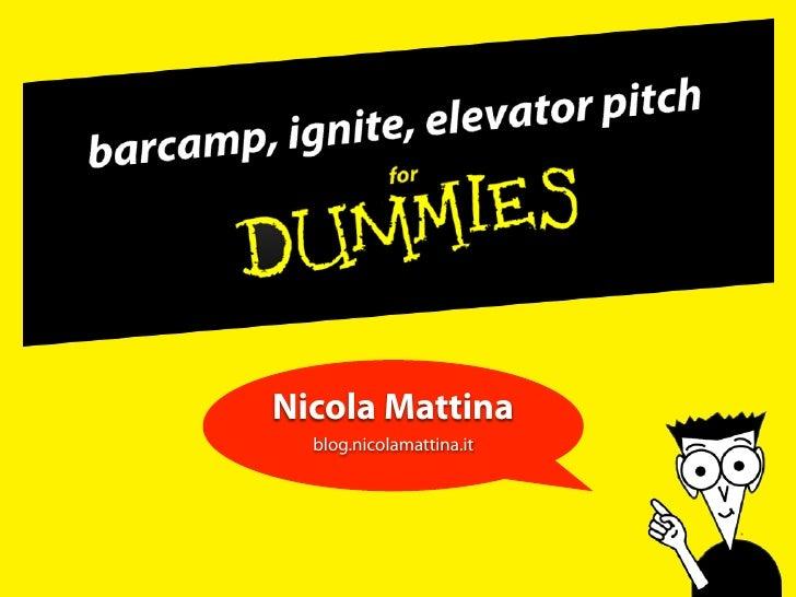 Nicola Mattina   blog.nicolamattina.it