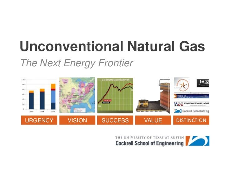 Unconventional Natural Gas<br />The Next Energy Frontier<br />
