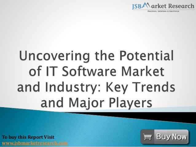 To buy this Report Visit www.jsbmarketresearch.com