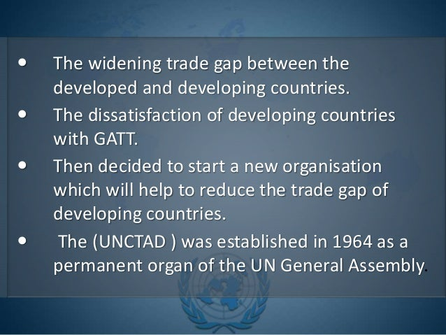 trade issues between developed and developing Social responsibility in developing  tackling the critical issues of human development and environmental sustainability  of countries as developed and less.