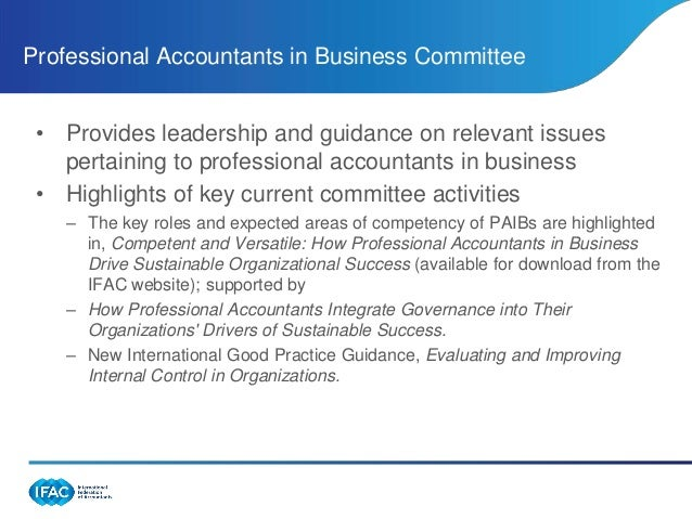 exposure of the accounting profession to This study seeks to identify the respondents' preferred accounting career, their  career exposure, the factors perceived to be important for an accountant and the .