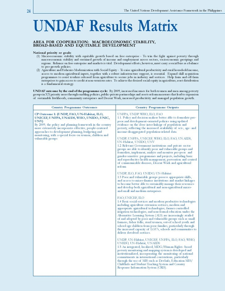 24                                                                             The United Nations Development Assistance F...