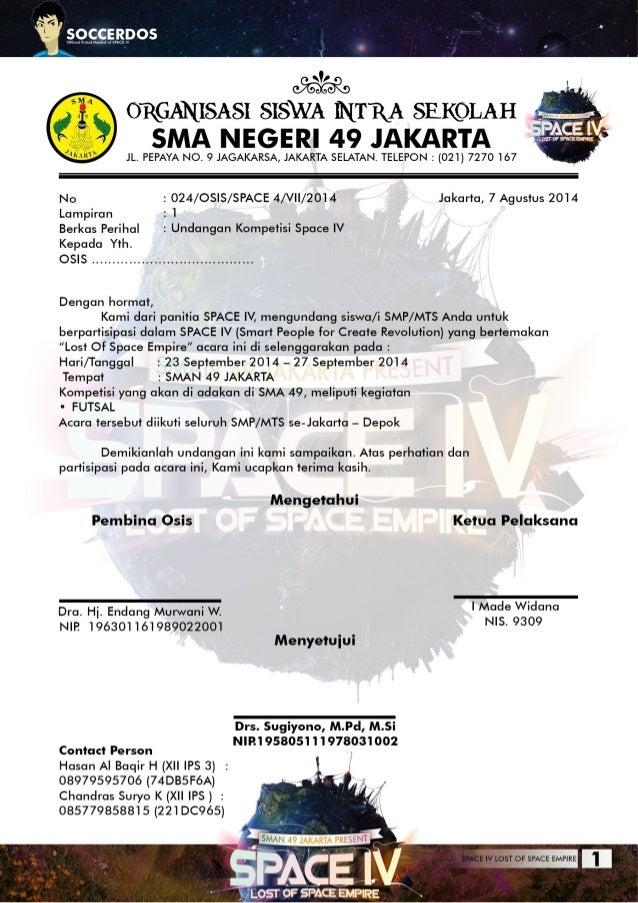61 Gambar Undangan Futsal Terlihat Keren