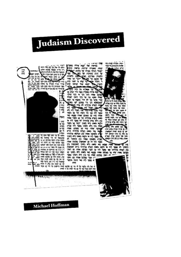 JUDAISM DISCOVERED                  46                   MICHAEL HOFFMANthe Satmar Gonniff stole tens of millions of dolla...