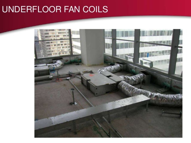 Underfloor Air Distribution