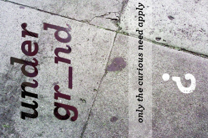 Undergroond  - New Cru branding design for mobile wine recommendation iphone app
