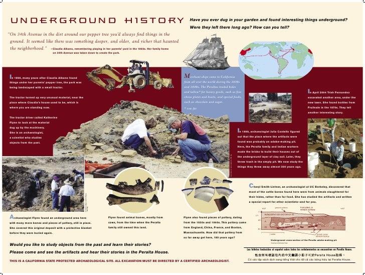 underground History                                                                                                       ...
