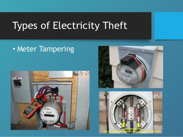Types Of Electric Meters : Webinar under lock key theft protection in today s