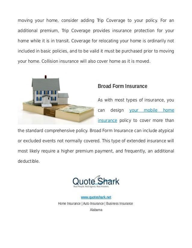 Broad Form Insurance Quotes - Raipurnews