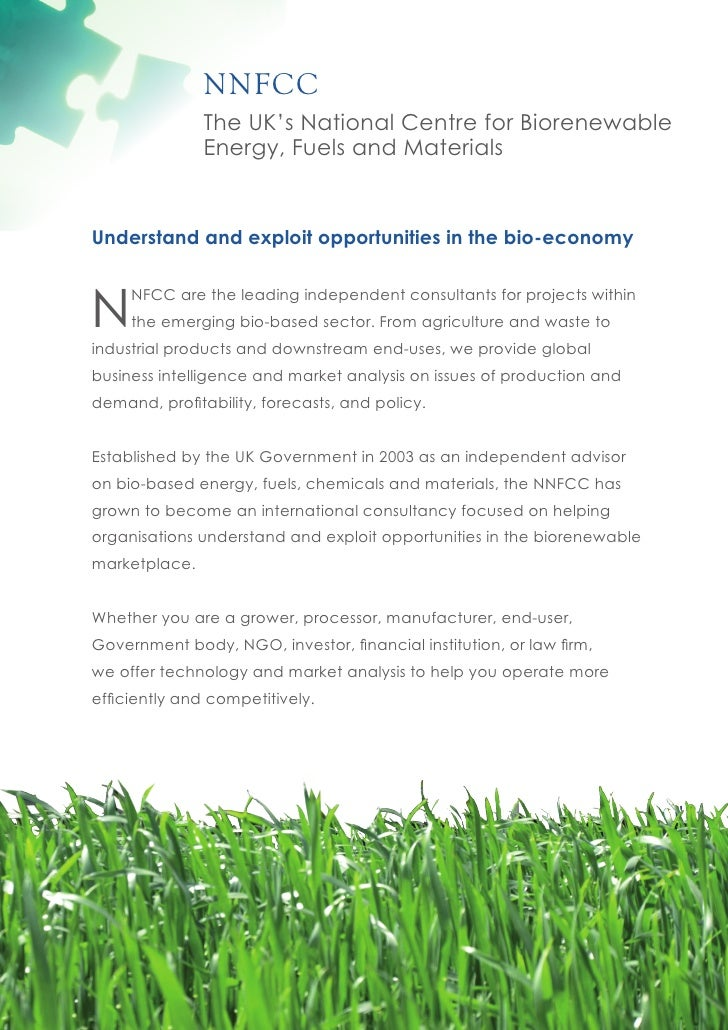 NNFCC               The UK's National Centre for Biorenewable               Energy, Fuels and MaterialsUnderstand and expl...