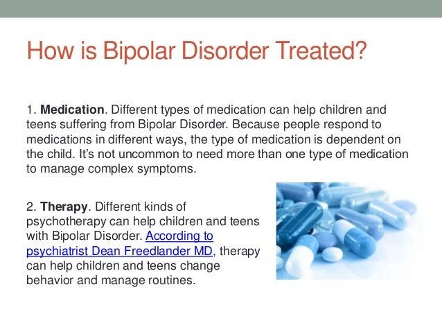 understanding bipolar disorder in children