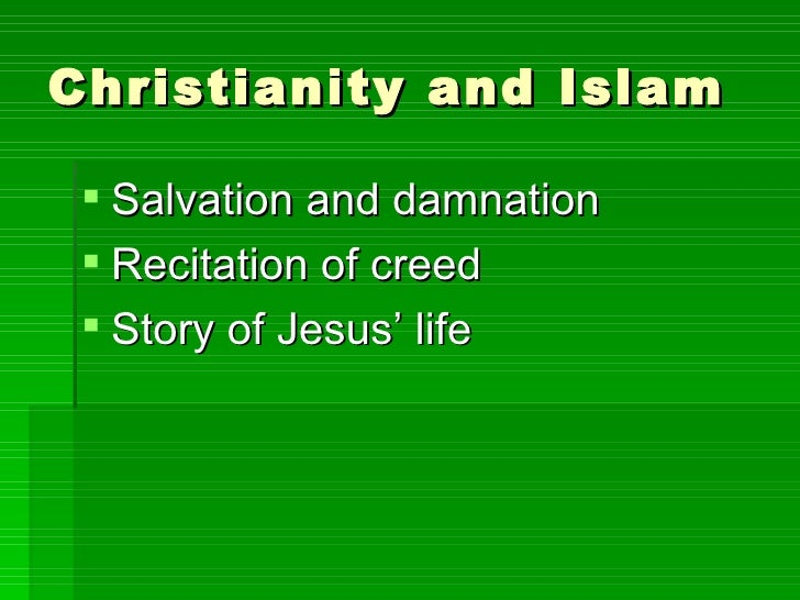 "the inception of the islamic religion in relations to judaism and christianity The uncommonality of ""a common word  that committed in the name of religion,  islamic scholars,."