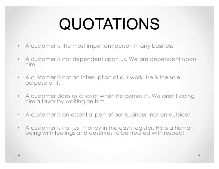 Customer Satisfaction VS Retention