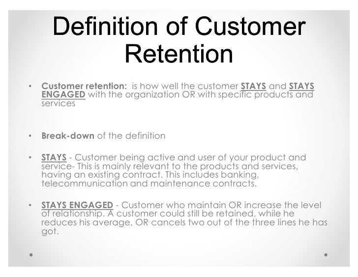 customer satisfaction definition