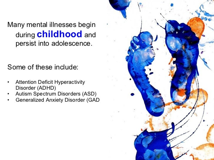 Mental illness in children: Know the signs