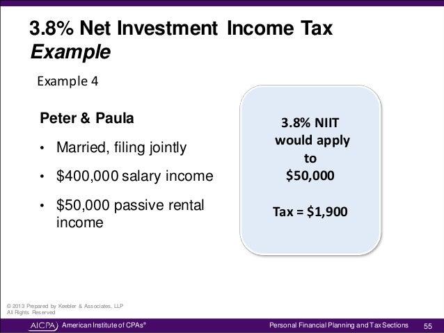 Charitable lead trust net investment income tax quantitative investment strategist salary
