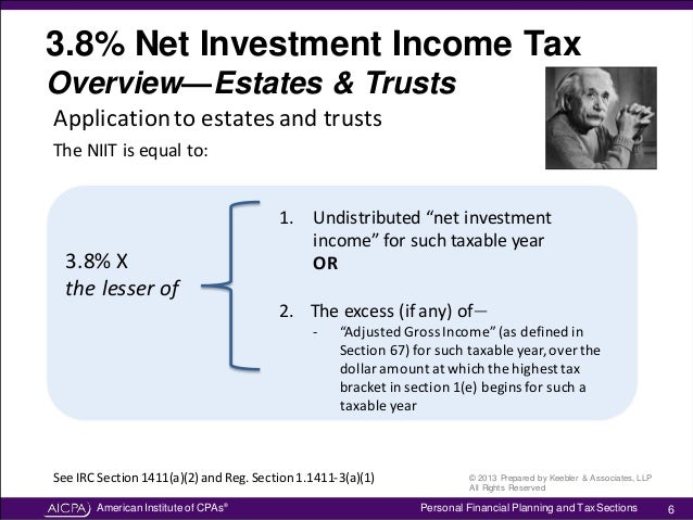 charitable lead trust net investment income tax