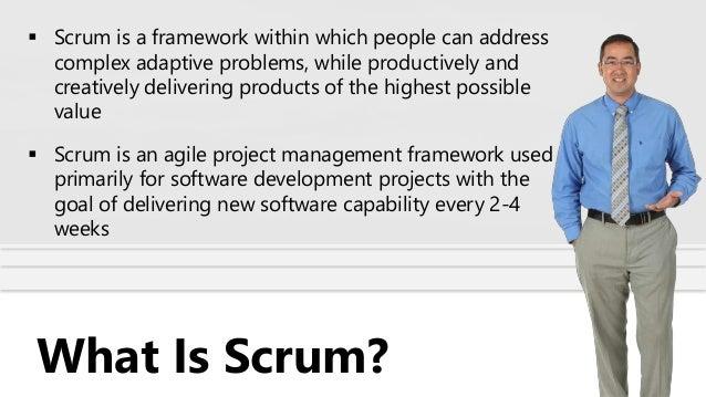 Understanding Scrum Slide 3