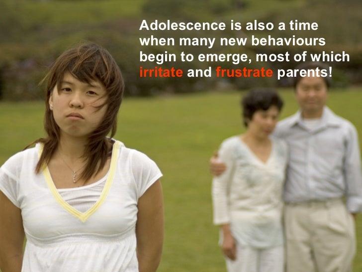 Understanding Teen Behaviour Slide 3