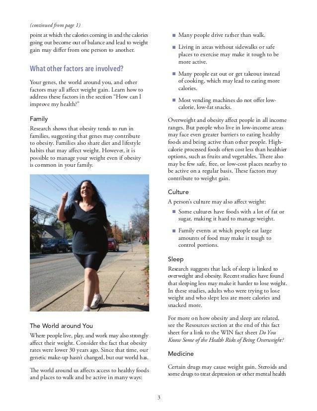 Understanding Adult Obesity 79