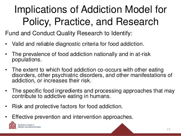 Understanding And Addressing Processing >> Understanding And Addressing Food Addiction A Science Based Approach
