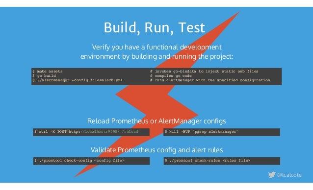 Understanding and Extending Prometheus AlertManager