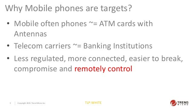 【HITCON FreeTalk 2021 -  From fakespy to Guerilla: Understanding Android malware crime gangs】 Slide 3