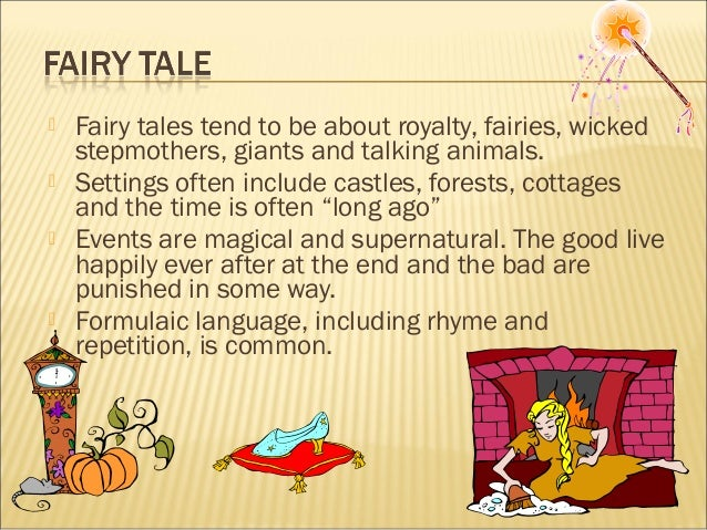 The Moral Lessons of Fairy Tales