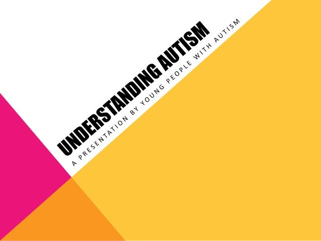 WHAT DO YOU THINK AUTISM IS?  What do you think is the most common sign of autism?  Do you tend to stereotype people wit...