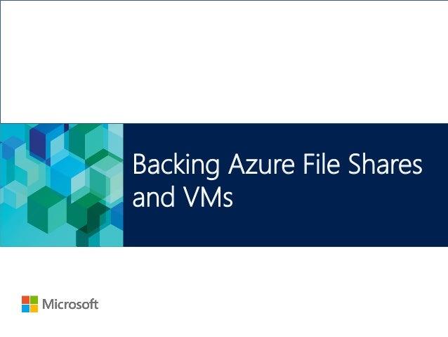 Webinar Understanding Azure Backup 05 Sep