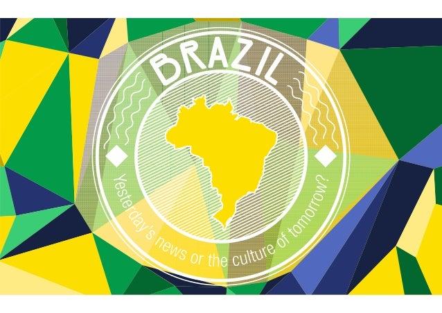 VIOLENCE CORRUPTION ILLITERACY ILLICIT TRADE  … Are we SURE Brazil matters?
