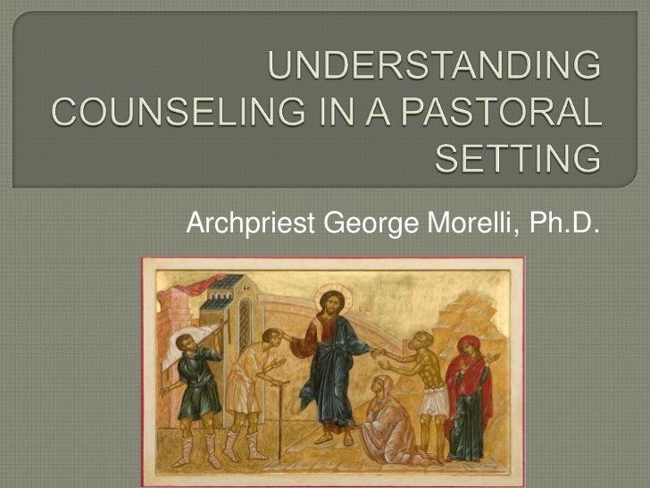 Archpriest George Morelli, Ph.D.