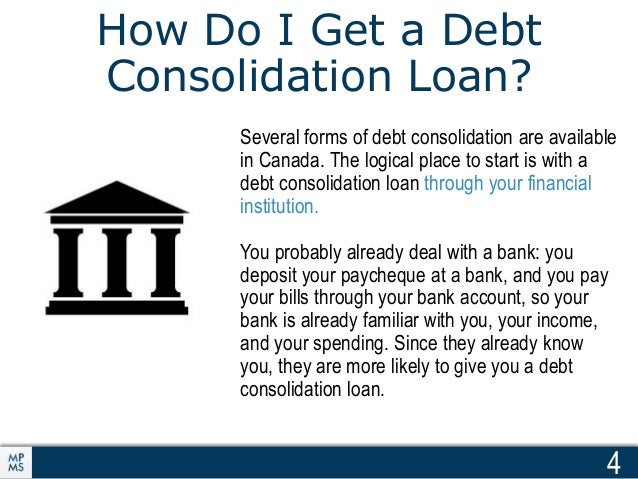 What s the Difference Between Debt Consolidation and Debt Settlement