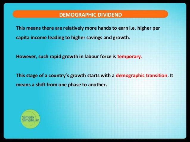 demographic dividend Republic of uganda report: harnessing the demographic dividend accelerating socioeconomic transformation in uganda july 2014 demographic transition.