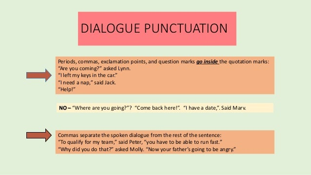 Does Question Mark Go Inside Quotes: Understanding Dialogue And Dialogue Tags