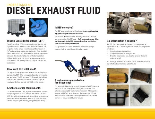 understanding diesel exhaust fluid. Black Bedroom Furniture Sets. Home Design Ideas